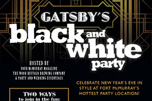 Gatsby's Black & White Party
