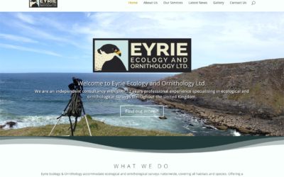 Eyrie Ecology & Ornithology Ltd.