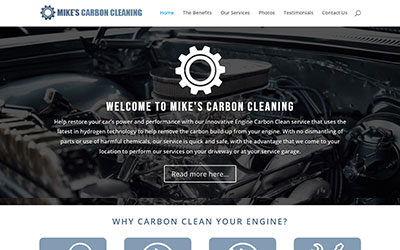 Mike's Carbon Cleaning