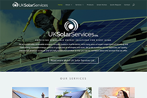 UK Solar Services Ltd.