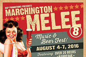 Marchington Melee