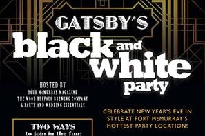 Gatsby's Black & White Party