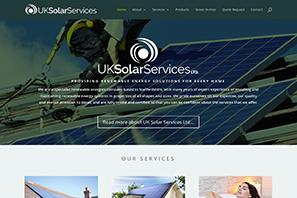 UK Solar Services Ltd.
