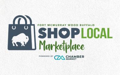 Fort McMurray Wood Buffalo Shop Local Marketplace